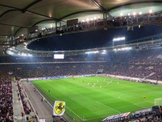 Stadion Fussball