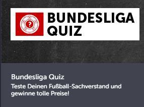 ComeOn Bundesliga Quiz