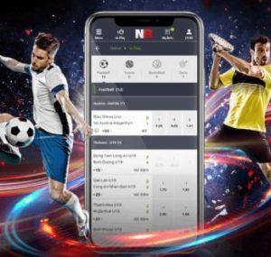NetBet mobile app